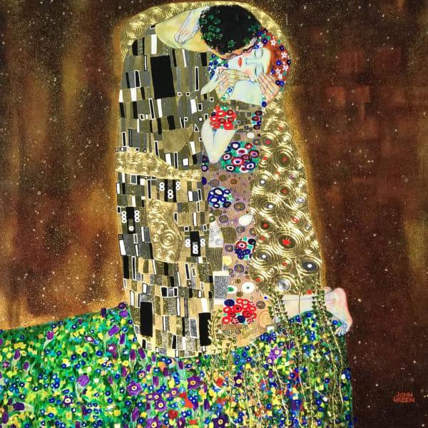 John Green - The Kl-iss - Original artwork