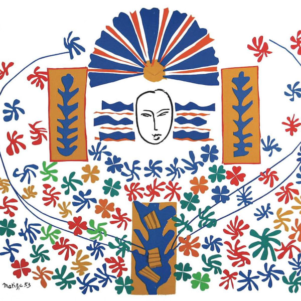 HENRI MATISSE, LITHOGRAPHS AND VINTAGE POSTERS