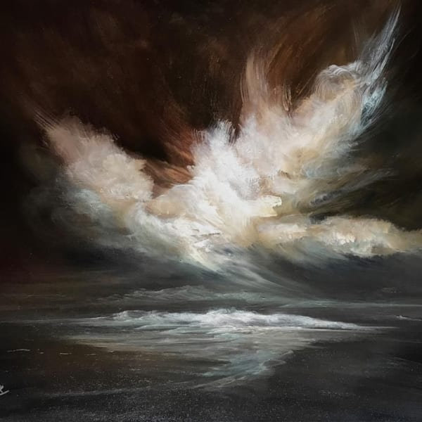 Caro SaintVire - Nocturne Cloudscape III - on sale