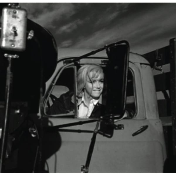 Eve Arnold - Promotional Tour, Illinois, 1955