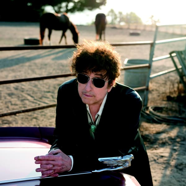 Bob Dylan - the pictures behind the words