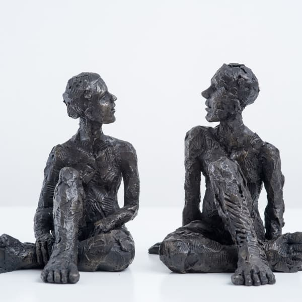 Carol Peace - Couple, Male and Female Figures 2