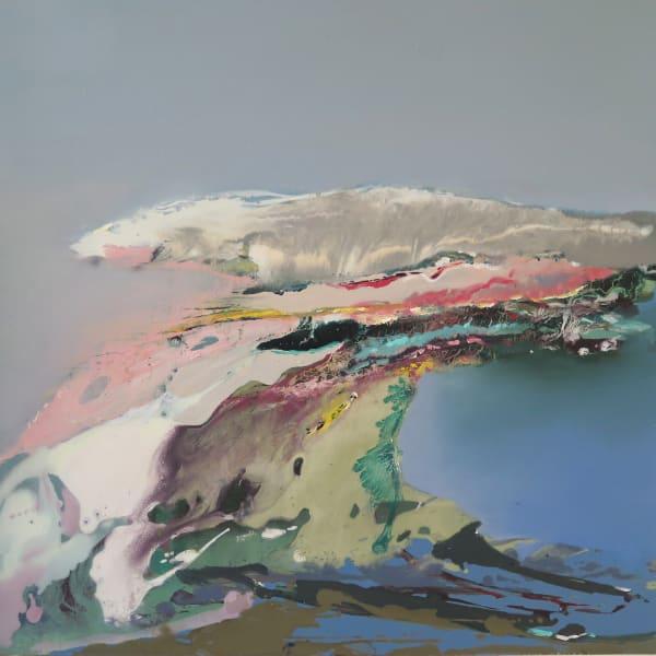 Elaine Jones - Cornish Blue, 2016