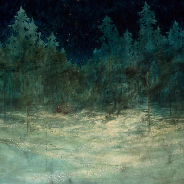Daniel Ablitt - Peaceful Place (By The Fire), 2019
