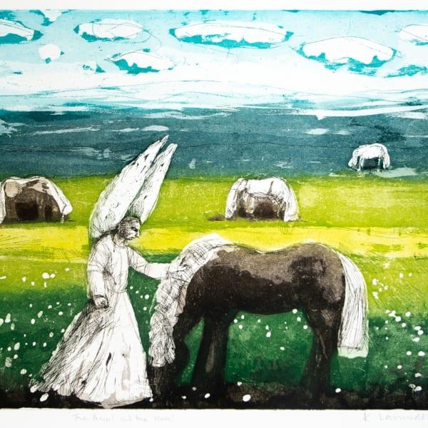 Karolina Larusdottir - The Angel and the Horse