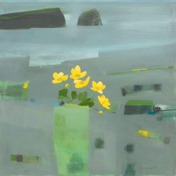 Fiona Millais - Marsh Marigolds