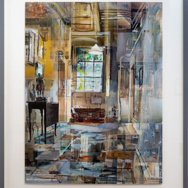 Alison Pullen - Corridor, Osterley Park House, 2018