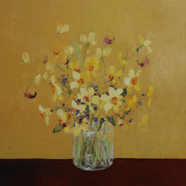 Fletcher Prentice - Flower Jar, 2019