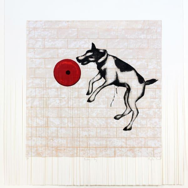 Mychael Barratt - Banksy's Dog (Shredded)