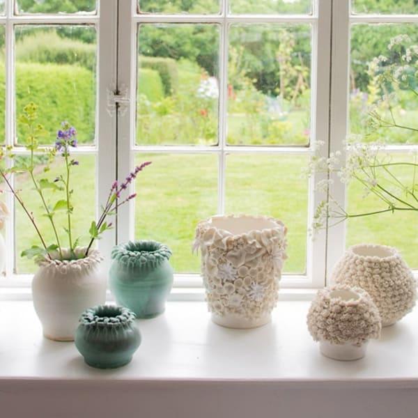 Emma Jagare - Porcelain Vases