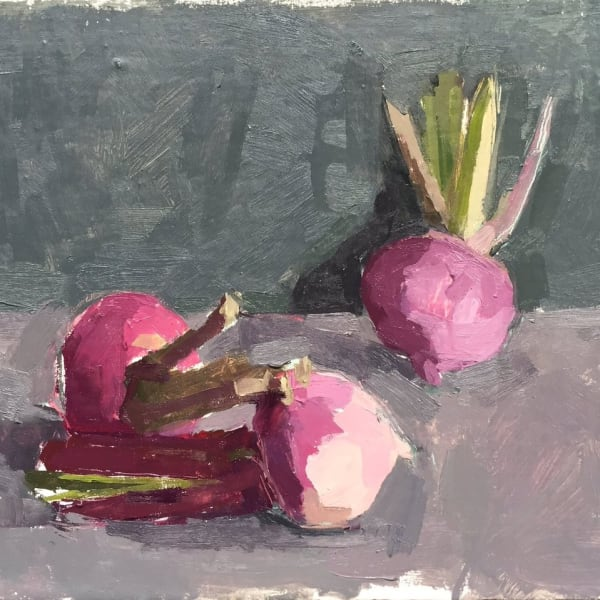 Sarah Spackman, 'Little Turnips'