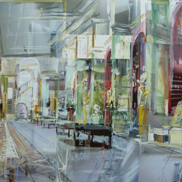 Alison Pullen, In Situ: New Oxford Interiors