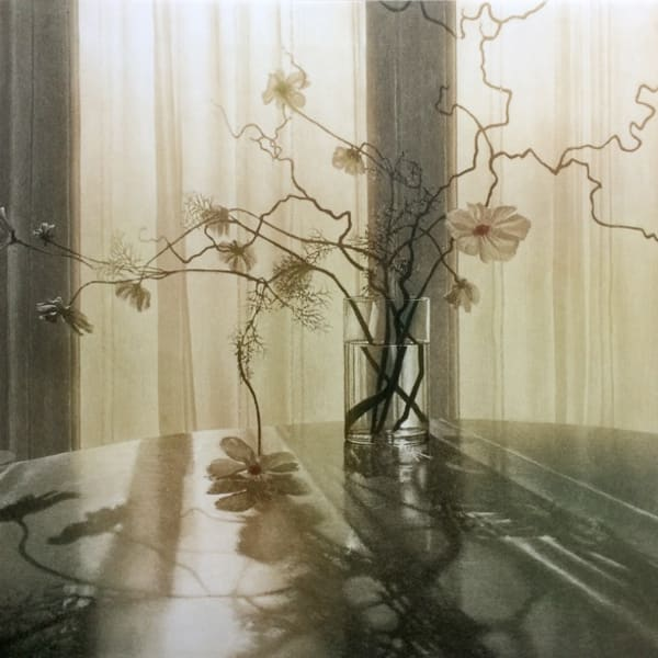 Anja Percival, 'Window Light XIV', etching