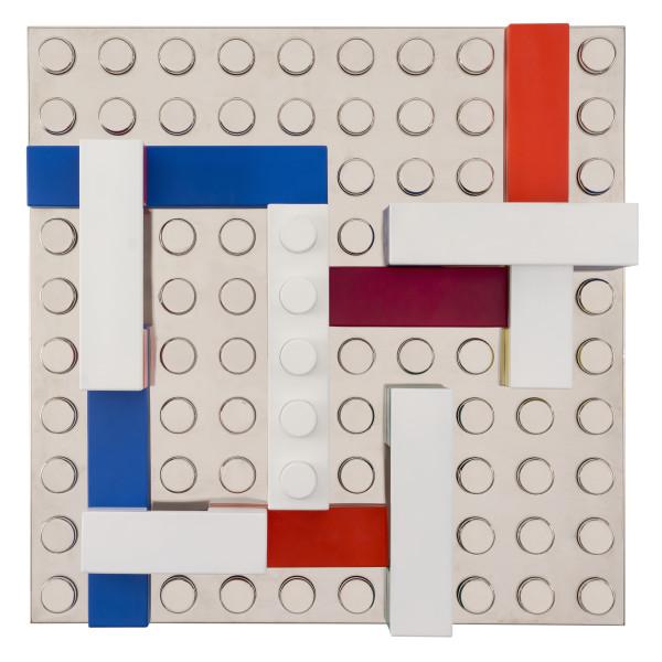 Matteo Negri - White trap, 2017