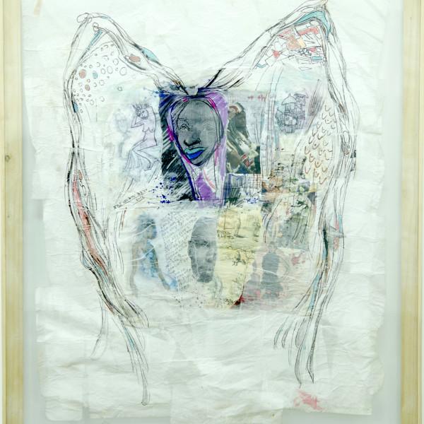 Workneh Bezu - Angel Series I, 2014