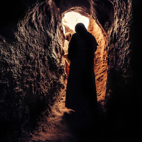 Abiy Solomon - Primordial Modernity: The Raw Spirit of Lalibela IV, 2014