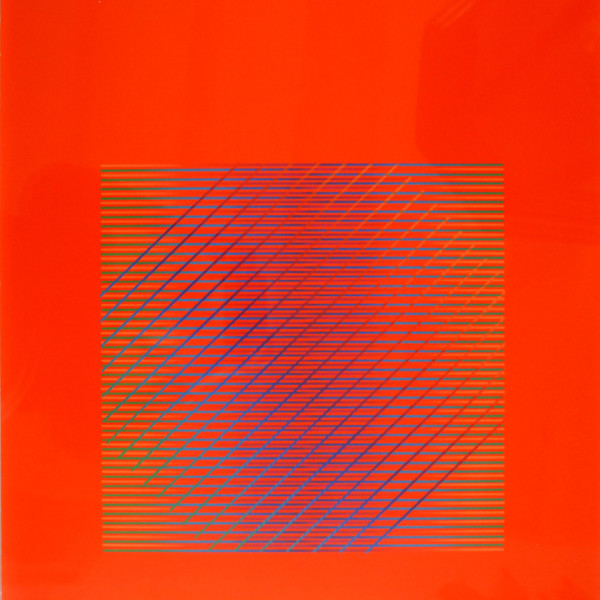 Julia Atkinson - Interchange - Series 19 Vermillion, 1979