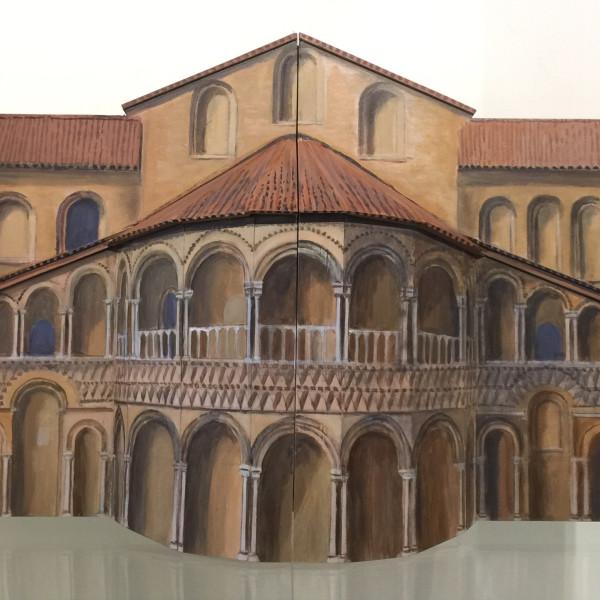 Joyce Pinch and John Pinch - Santa Maria y San Donato Venice