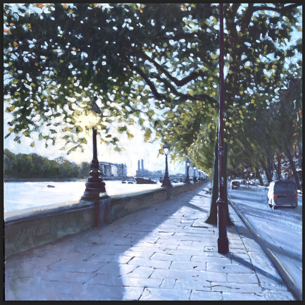 Ben Hughes - Chelsea Embankment