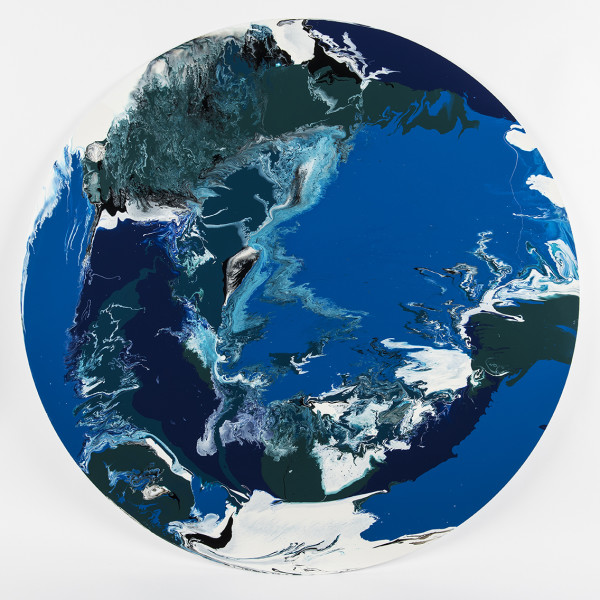 Judith Beeby - Blue Planet , Currently in singapore