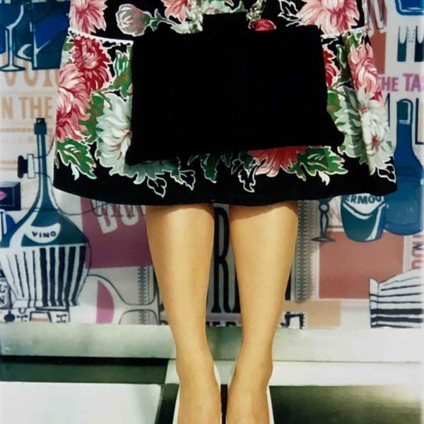 Richard Heeps - Black Handbag