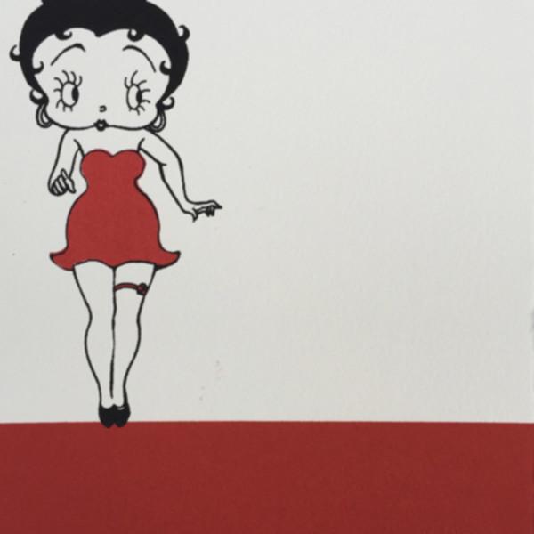 J P Reynolds (Framed) - Betty Garter