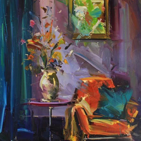 Paul Wright - Colour Spray