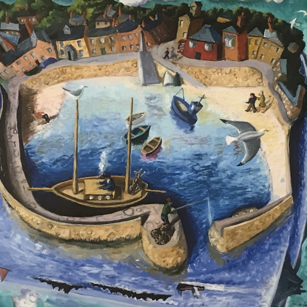 Francis Farmar - Mousehole