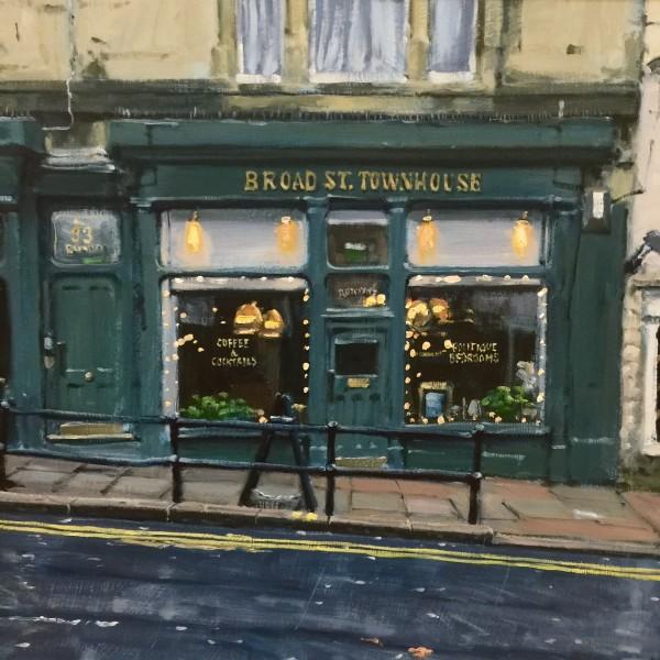 Ben Hughes - Broad Street Townhouse, Bath