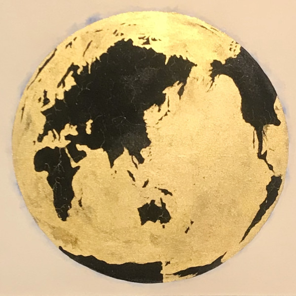 Judith Beeby - Gold Earth