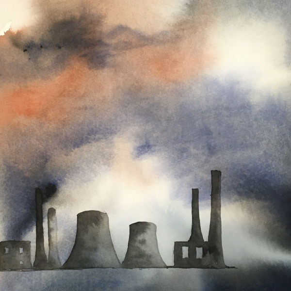Judith Beeby - Factory, 2020
