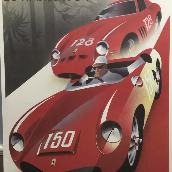 Emilio Saluzzi - 1964 Targa Florio