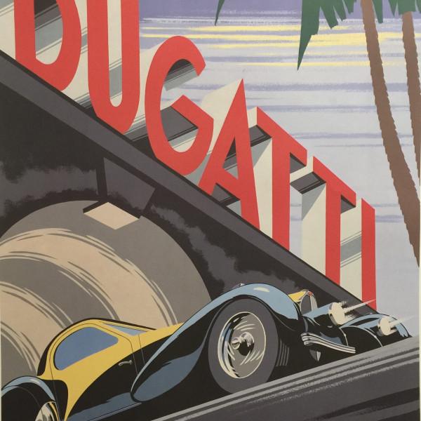 Charles Avalon - Bugatti Type 57 Atalante