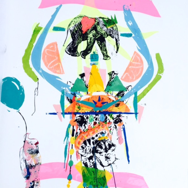 Millie McCallum - Giraffe