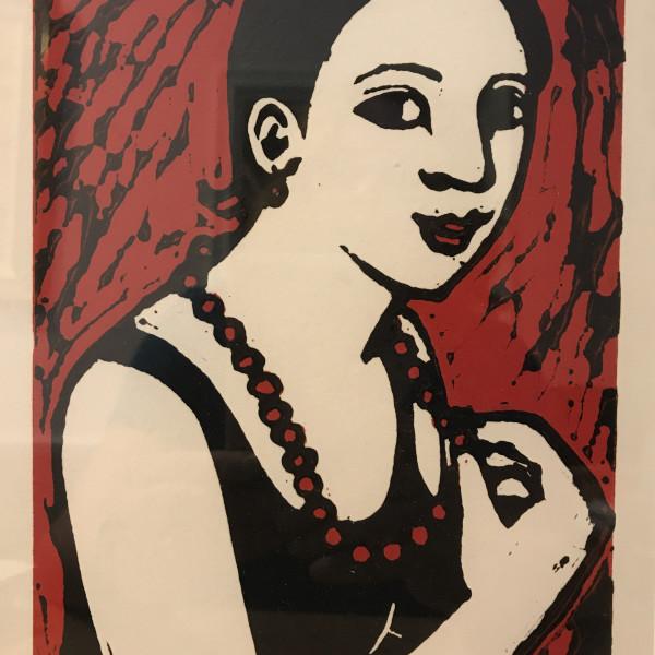 Anita Klein - The Ruby Necklace