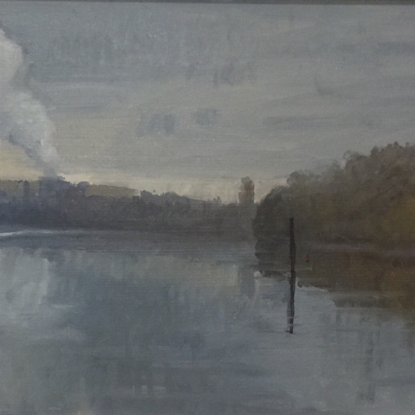 Roy Connelly - Tranquil Thames