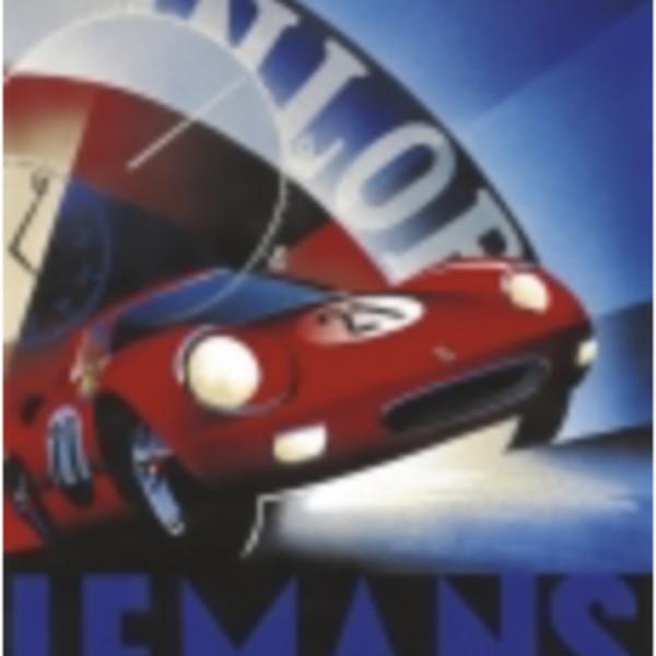 Emilio Saluzzi - 1965 Le Mans 24 Hours