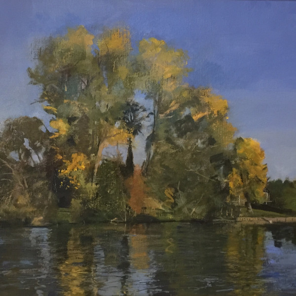 Roy Connelly - River Thames near Henley