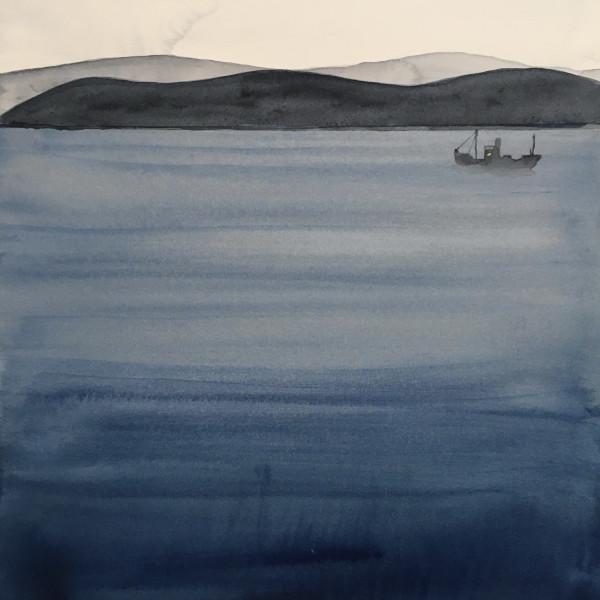 Judith Beeby - Fishing