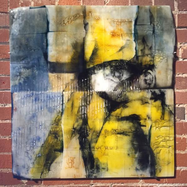 Jeff Wallin - Entanglement, 2017