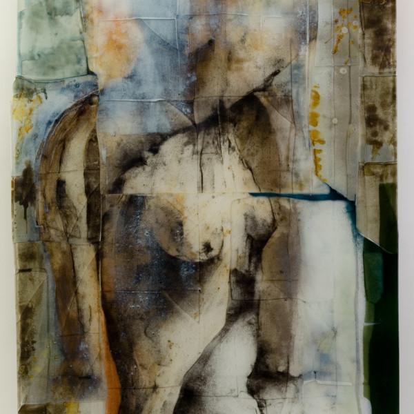 Jeff Wallin - Residue of a Figure Study
