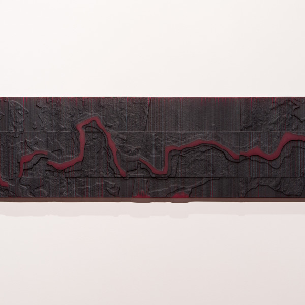 Richard Parrish - Divide, 2018