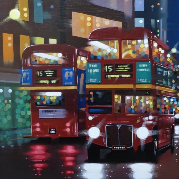 Neil Dawson - Routemasters