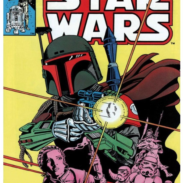 Stan Lee - Marvel - Star Wars #68 - The Search Begins (canvas)