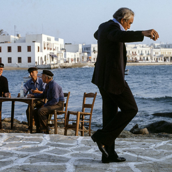 Eva Sereny - Anthony Quinn, 1978 (small)