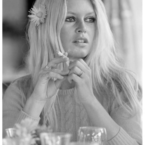 Terry O'Neill - Brigitte Bardot, Deauville, 1968