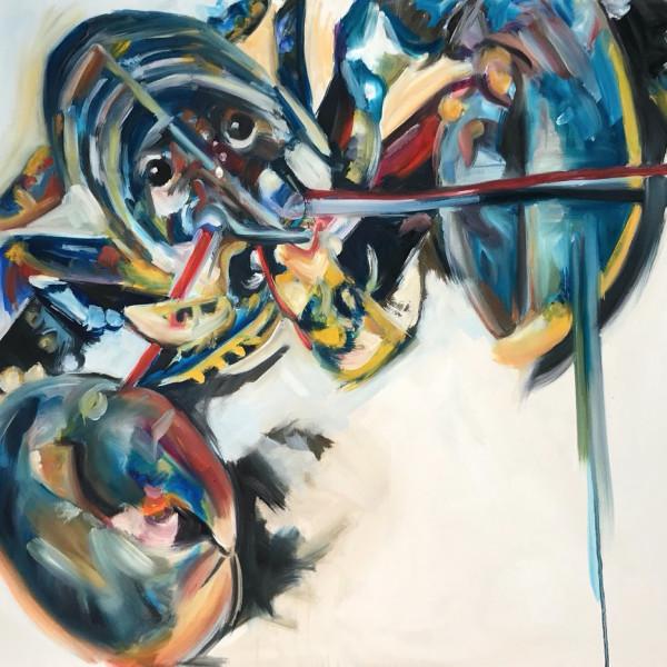 Michelle Parsons - Lobster Left