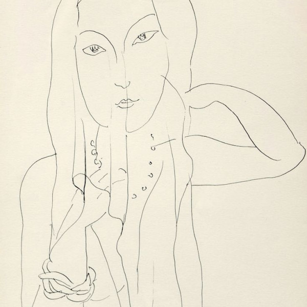 Henri Matisse, Lithographs and Vintage Posters - Untitled - Dessins