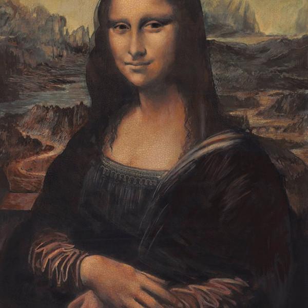 John Myatt - Mona Lisa