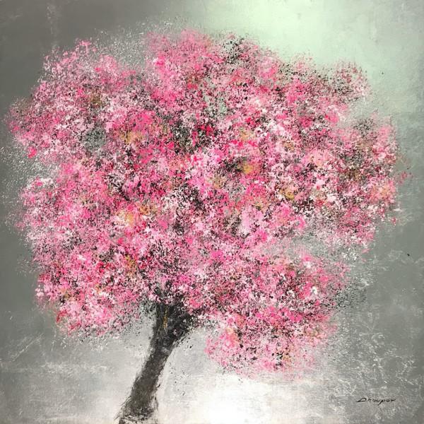 Daniel Hooper - Blossom (Sliver leaf)